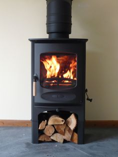 C-Four Wood Stove by Charnwood 6