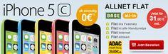 BASE All-in mit Apple iPhone 5c für 0 EUR http://www.simdealz.de/e-plus/base-all-in-mit-apple-iphone-5c-fuer-0-eur-13kw39/ Mehr dazu hier: http://www.simdealz.de/e-plus/base-all-in-mit-apple-iphone-5c-fuer-0-eur-13kw39/