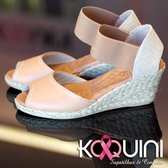 Anabela conforto em plataforma corda, já tem a sua? #koquini #sapatilhas #euquero #malu Compre Online: http://koqu.in/1ET3nAP