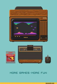 gameboy,consoles,atari,xbox,snes,pc,playstation,walkman,tetris,games,halo,Star Fox,Tomb Raider,gif,gif animation, animated pictures,pixel art
