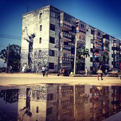 JR x José Parlá – Wrinkles Of The City Cuba Project