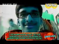 Penampakan Hantu Saat Selfie - 7 Penampakan Hantu Saat Selfie I On The Sepot