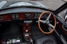 Radford Mini interior