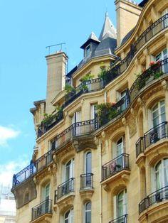 Het lentegevoel in Parijs in foto's