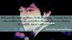 BOYS OVER FLOWERS My Lover Quotes, Kd Quotes, Life Truth Quotes, Movie Quotes, Motivational Quotes, Korean Drama Songs, Korean Drama Quotes, Korean Dramas, Boys Before Flowers