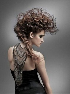 Awesome... <3 hairstylist❤️Studió Parrucchieri Lory (Join us on our Facebook Page)  Via Cinzano 10, Torino, Italy.