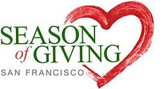 This holiday season, join San Francisco and its social service partners in the San Francisco Season of Giving campaign to support organizations that help San Franciscans and organizations helping victims of Hurricane Sandy. The Season of Giving campaign will last through Martin Luther King, Jr. Holiday weekend on Monday,