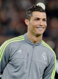 Cristiano Ronaldo;You are the one who makes us watch soccor!!! :)