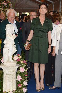 Carolina de Mónaco, una princesa entre flores - Foto 2