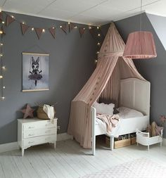 Pink Gray Nursery - 18 Luxurious Pink Gray Nursery Room Concept Girl Themes Ideas Decals Boy Neutral Organization Colors Layout Design DIY Decor Rustic Furniture U Baby Bedroom, Nursery Room, Girls Bedroom, Bedroom Decor, Decor Room, Bedroom Ideas, Wall Decor, Girl Nursery, Trendy Bedroom