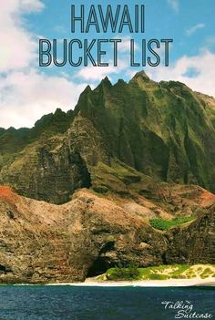 I think Hawaii is on just about everyones bucket list.  To help entice you to start planning your visit, here are 8 fabulous Hawaiian attractions.  What other spots are on your must see list? USA