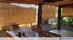 Bamboe rolgordijnen. prijzen vanaf