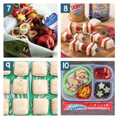10 Quick and Easy School Lunches