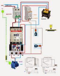 Esquemas eléctricos: MOTOR BOMBA AGUA