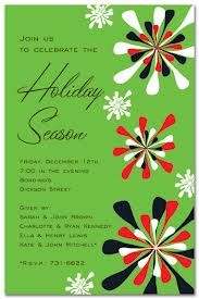 read up on your business holiday and Christmas party invitation