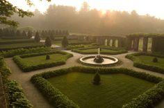 The Mount, Edith Wharton's home, Lenox, MA | Garden Dreams