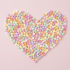 Something cute to do with those leftover sweethearts.