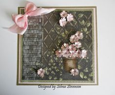 Selma's Stamping Corner and Floral Designs: Spring Flowers