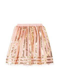 50% OFF Joyfolie Girl's Hattie Skirt (Blush Pink)