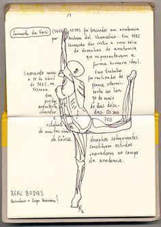 Urban Sketching - Ink Pen - B&W by Rita Caré
