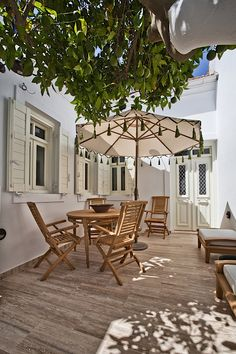 Architecture & Interior design by DESIGN LAB VI, traditional White House in Othos Karpathos, Greece. #designlabvi, #karpathos, Outdoor patio in Greece   Welcome to the Orange patio house   www.designlabvi.com