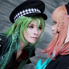 One of my all-time favorite cosplays by Yuegene Fay, who slayed as Ukyo!!