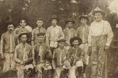 1915 Alto, TX baseball team