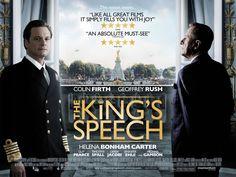 e.g. The King's Speech