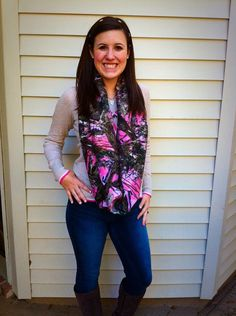New ,True Timber pink Camo infinity scarf. Camouflage with pink, 17 x 56 inches round circumference. One size fits most. by Lisaspearls on Etsy https://www.etsy.com/listing/214855713/new-true-timber-pink-camo-infinity-scarf