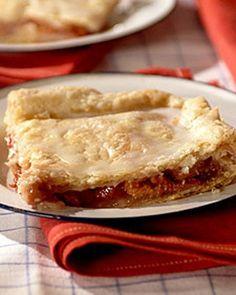 Sour Cherry Slab Pie recipe | Martha Stewart