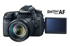 Canon U.S.A. : Consumer & Home Office : EOS 70D