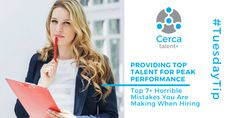 Top 7+ Signs You About to Make a Hiring Mistake | Genomics Recruiter - CERCA Talent Home Medical Sales, Medical News, Executive Search, Hiring Process, Job Fair, Headline News, Getting Fired, New Employee, Usa News