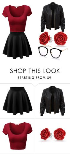 """outfit"" by hjeanb on Polyvore featuring LE3NO and Bling Jewelry"