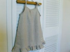 Florence Baby Dress PDF Pattern