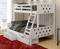 Circles Twin over Full Bunk Bed with Drawers in White Don... https://smile.amazon.com/dp/B019PO3Z2Q/ref=cm_sw_r_pi_dp_x_knf.xb8A22BXP