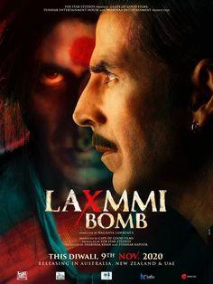 BIGGG NEWS... #LaxmmiBomb - which premieres 9 Nov 2020 on #DisneyPlusHotstar - will also release across *cinemas* in #Australia, #NewZealand and #UAE simultaneously, on 9 Nov 2020. #Diwali #Diwali2020 New Comedy Movies, Film Movie, New Movies, Movies Online, Hindi Comedy, Date, Movie Ringtones, Hd Movies Download, Film