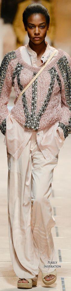 Trussardi SS2016 Women's Fashion RTW | Purely Inspiration