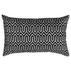 Grace Breakfast Cushion - Black