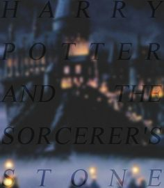 1 - Harry Potter and the Philosopher's Stone