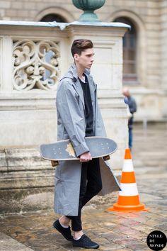 #New on #STYLEDUMONDE http://www.styledumonde.com/ with @volodya_kern #VolodyaKern at #paris #menswear #fashionweek #pfw #ss15 #outfit #ootd #streetstyle #streetfashion #streetchic #snobshots #snapshots #picoftheday #streetlook #weloveit #fashion #mode #style