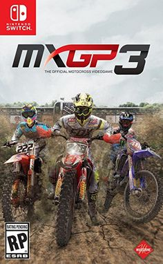 MXGP 3 The Official Motocross Videogame PlayStation 4 -- Check this awesome product by going to the link at the image. Games For Playstation 4, Xbox One Games, Ps4 Games, Games Consoles, Motocross Videos, Motocross Racing, Avatar, Sony, Latest Video Games