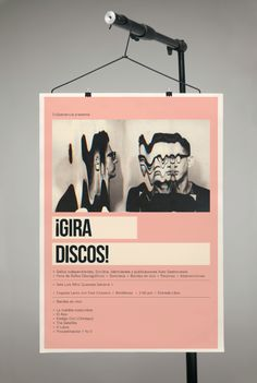 Posters by Youth Experimental Studio, via Behance