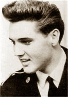 Elvis in March 7, 1960. Elvis is free and returned to his fans