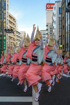 Awadori festival/阿波踊り