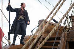 Black Sails Starz, Charles Vane, Golden Age Of Piracy, We Are Many, Treasure Island, Sailor, Adventure, Toby Stephens, Golden Heart