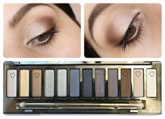 Urban Decay Naked Smoky Palette – Easy Neutral LookYou can find Urban decay palette and more on our website.Urban Decay Naked Smoky Palette – Easy Neutral Look Makeup Inspo, Makeup Inspiration, Makeup Tips, Beauty Makeup, Makeup Ideas, Makeup Tutorials, Eyeshadow Tutorials, Beauty Dupes, Drugstore Beauty