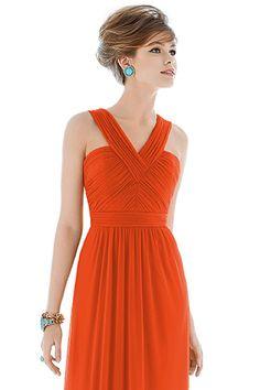 Alfred Sung D678 Bridesmaids Dress