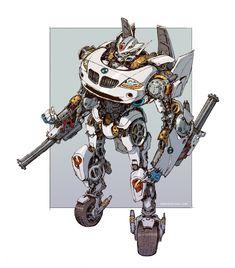 Robots — Emerson Tung