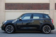 Mini Cooper Countryman- when the boys get to big to climb in the back of the clubman