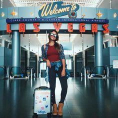 """""""Chega ao fim mais uma viagem. Las Vegas  é bem mais do que eu esperava. Entretenimento PURO! Aos que buscam diversão 24h por dia, esse é o lugar! Ele…"""""""
